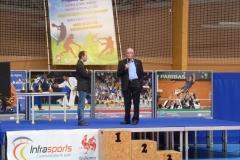 Mérite sportif 2012