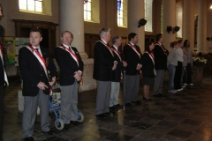 Messe de S-G en 2005