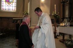 Messe de S-G en 2009